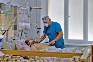 Covid-19 : l'Ukraine a enregistré 13 276 cas supplémentaires