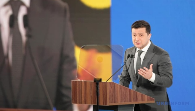 Zelensky promises to carry out reform aimed at restoring confidence in judiciary