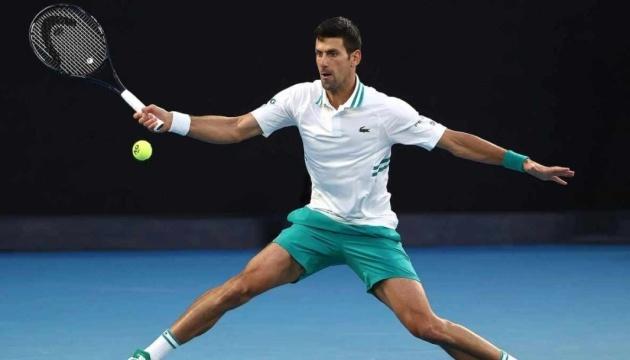 Джокович повторил рекорд Федерера по числу недель в статусе первой «ракетки»