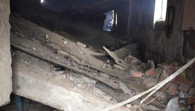 Взрыв котла на Николаевщине: человека, которого завалило плитой, достали живым