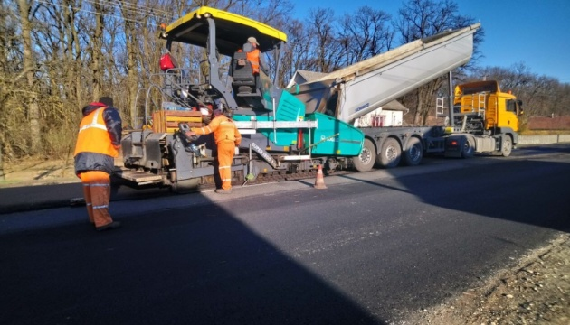 На Закарпатье восстановят дорогу от Берегово до границы с Венгрией