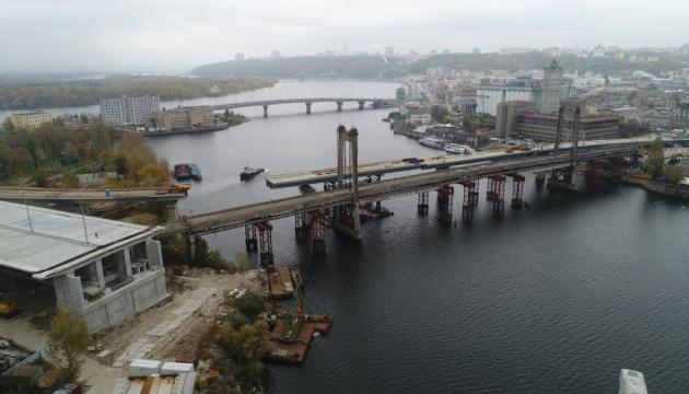 Укравтодор - про передачу київського мосту державі: Успішні приклади уже є