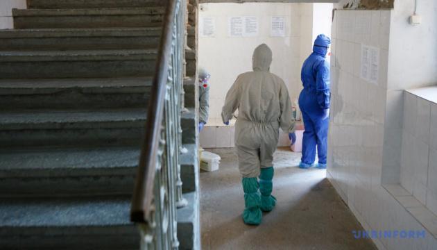 В каких областях больше всего медиков заразились коронавирусом на работе