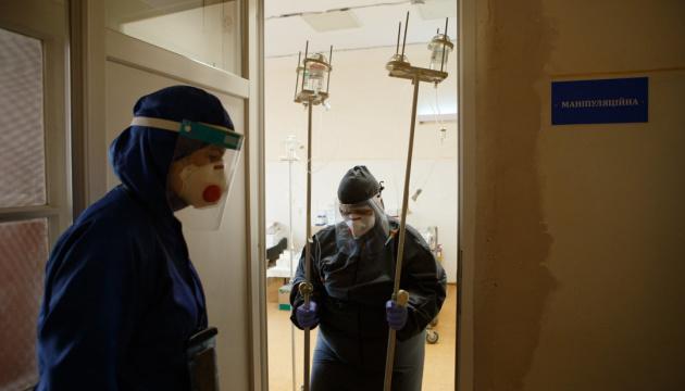 На Харківщині щодня госпіталізують до 50 дітей з коронавірусом чи підозрою