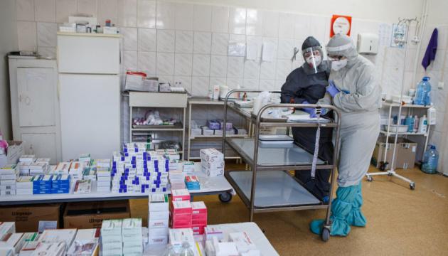 In Ukraine 1.581 neue Coronavirus-Fälle gemeldet