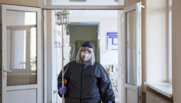 Covid-19 en Ukraine : 9 144 cas supplémentaires en 24 heures