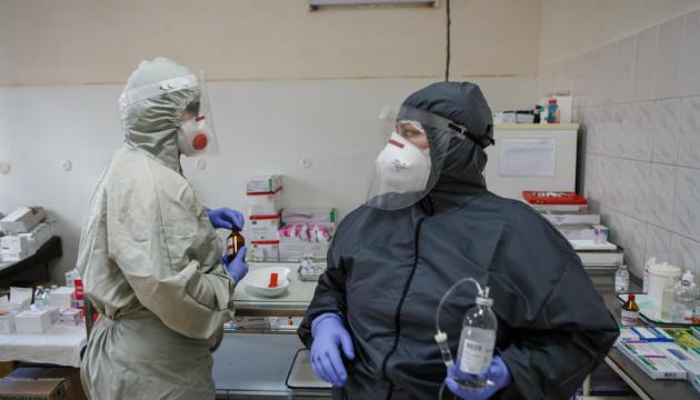 У Києві за добу від коронавірусу померли 35 хворих
