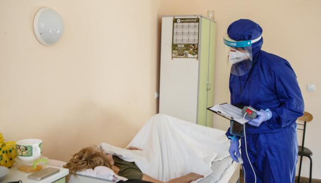 В Киеве растет количество больных с COVID-19, но места в больницах еще - Кличко