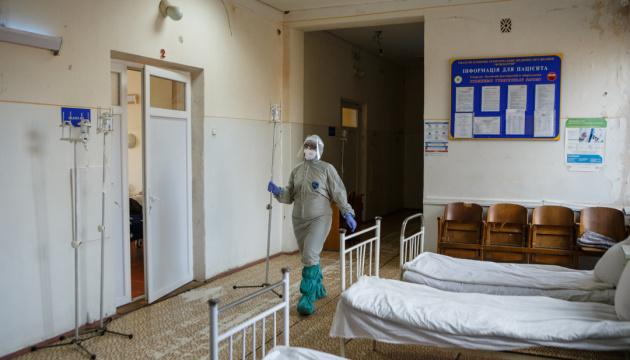 W ciągu ostatniego dnia na Ukrainie COVID-19 potwierdzono u 5572 osób, wyzdrowiało 1734  osób
