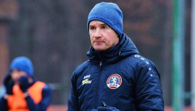 Шумский покинул футбольный клуб «Львов»