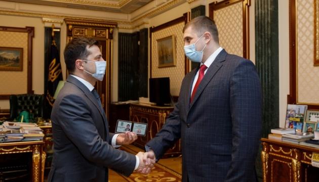 Зеленський призначив голову Херсонської ОДА