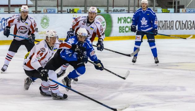 УХЛ: «Сокіл» програв в серії булітів «Донбасу»
