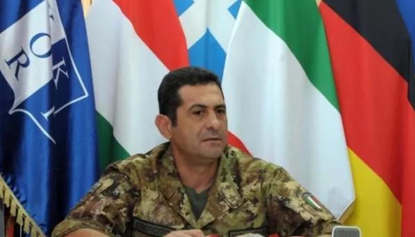 В Італії відповідальним за боротьбу з COVID-19 став екскомандувач сил НАТО в Косові