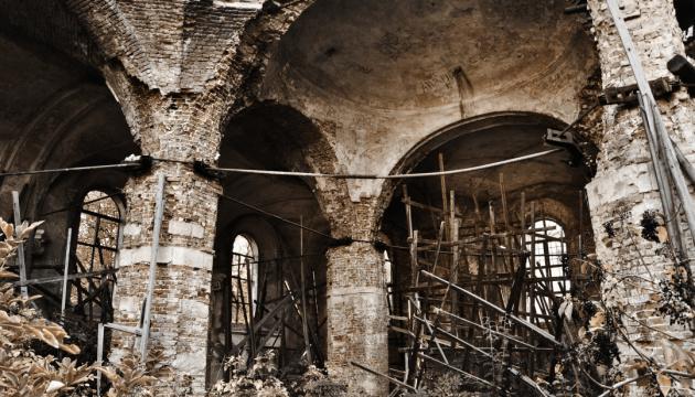 В синагоге XVIII века на Львовщине обрушилась крыша