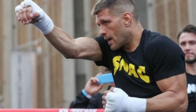 Дерев'янченко: Мій наступний бій навряд чи буде чемпіонським