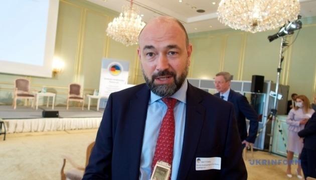独外務省代表「ウクライナには実質2つの戦争がある」