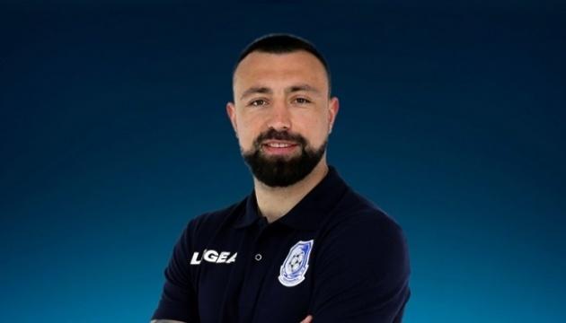 Алексей Антонов стал новым главным тренером одесского «Черноморца»