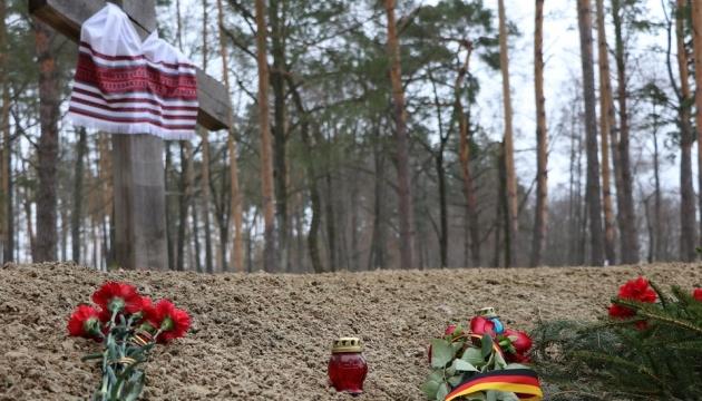 78. Jahrestag: Gedenkfeier für Opfer von Massaker in Korjukiwka