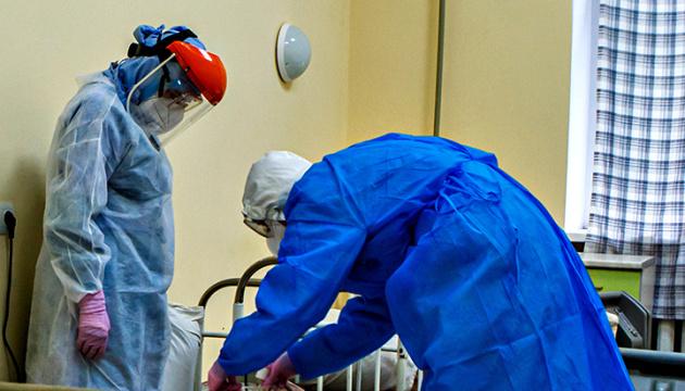 Na Ukrainie zarejestrowano 7235 nowych przypadków COVID-19