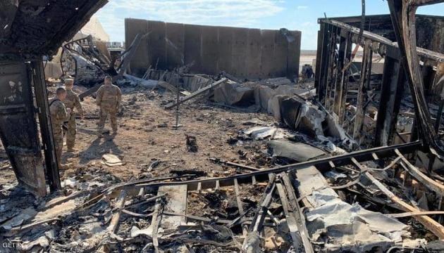 В Іраку обстріляли авіабазу з військовими США