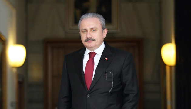 Mustafa Şentop se rendra en Ukraine pour une visite officielle