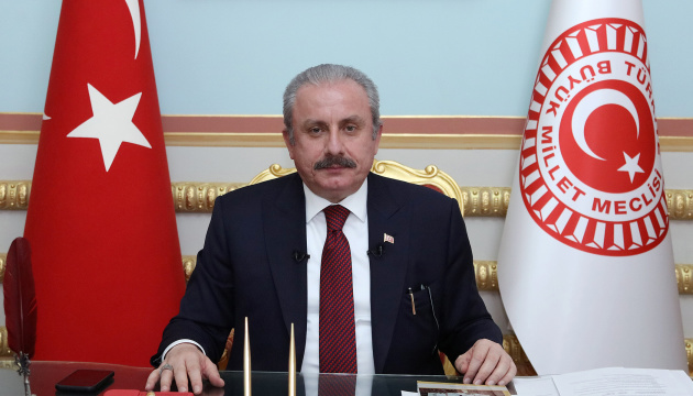 Turkey's Parliament Speaker assures of support for Crimean Tatar people