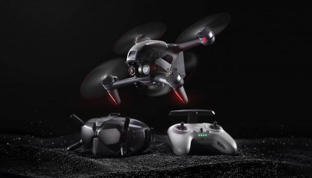 Китайская компания представила дрон, который дает почувствовать «эффект полета»