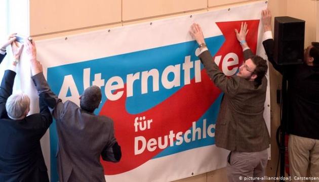 Контррозвідка ФРН запідозрила у правому екстремізмі депутатів з Бундестагу та Європарламенту