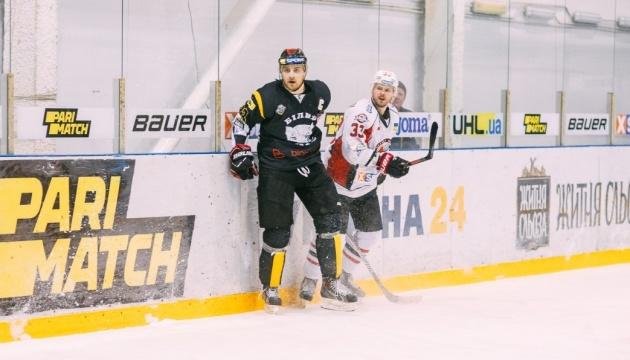 УХЛ: «Донбас» розгромив «Білий Барс», «Крижані Вовки» обіграли «Краматорськ»