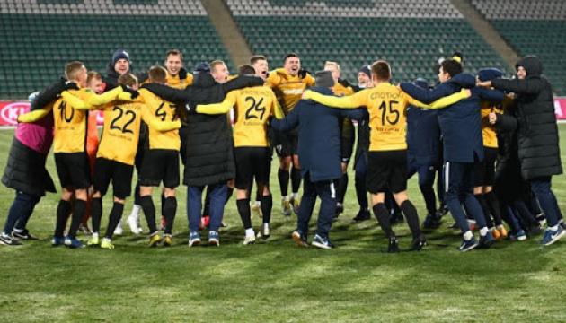 «Шахтар» сенсаційно програв «Агробізнесу» в 1/4 фіналу Кубка України з футболу