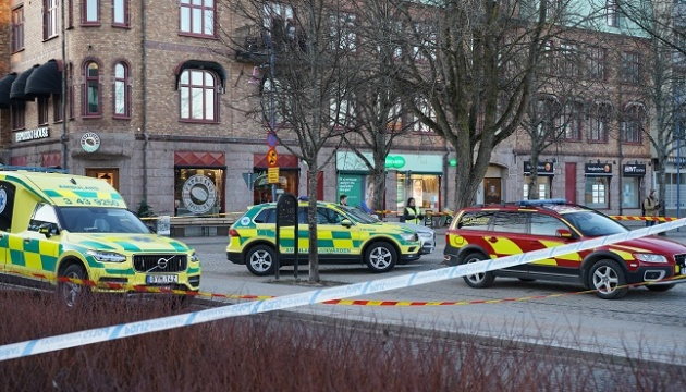 У Швеції озброєний чоловік поранив ножем вісьмох людей