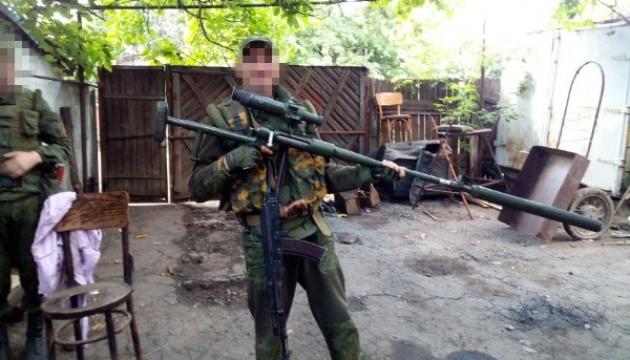 СБУ за месяц разоблачила восьмерых боевиков: четверо - в розыске, двое получили приговоры