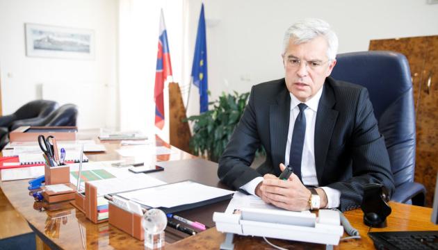 В МИД Словакии назвали семь основных направлений реформ в Украине