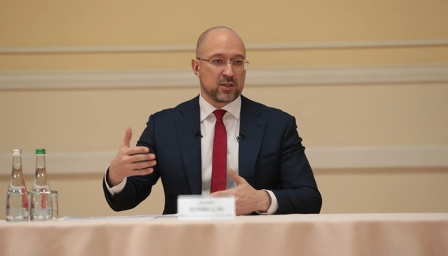 Government to continue increasing presence of Ukrainian producers in world markets