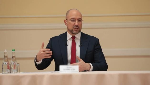 Wirtschaftlicher Erfolg und Fehleinschätzungen der Regierung aus Sicht des Regierungschefs Denys Schmyhal