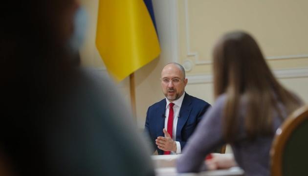Shmygal: El Banco Mundial sigue siendo un socio confiable para Ucrania