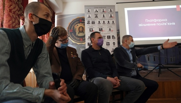 Бывшие политзаключенные Кремля основали собственную платформу