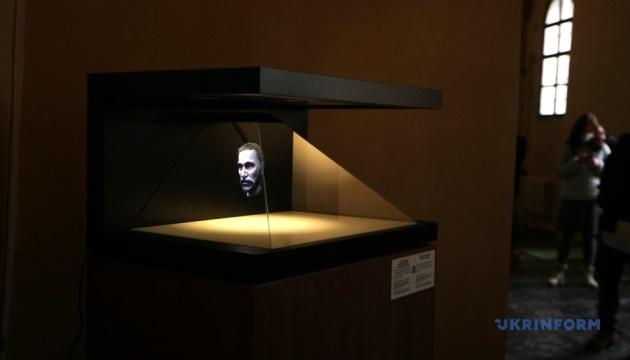 У Києві показали 3D-голограму справжнього обличчя Ярослава Мудрого
