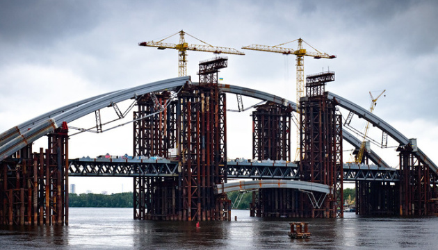 Добудова Подільсько-Воскресенського мосту: чия візьме?