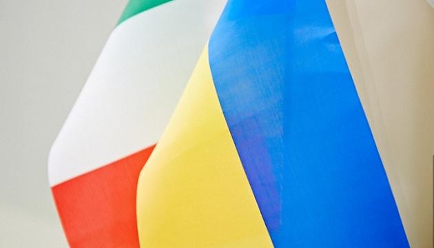 Ucrania e Italia unen esfuerzos en la lucha contra la falsificación de productos