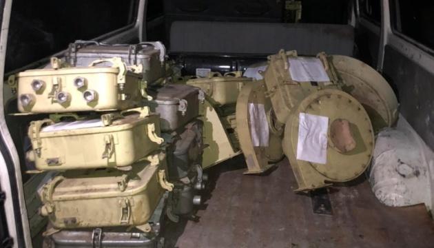 СБУ блокировала контрабанду корабельного оборудования в Россию