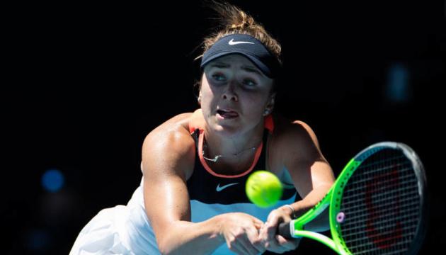 Свитолина проиграла четвертьфинал на турнире WTA в Катаре