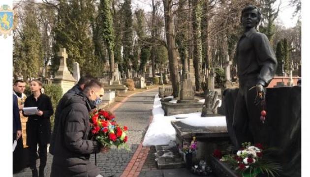 Пам'ять композитора Володимира Івасюка вшанували у Львові