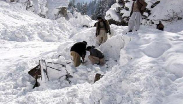 В Афганистане сошла снежная лавина: 14 погибших