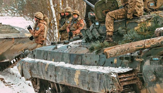 Neun Angriffe des Feindes binnen von 24 Stunden im Donbass