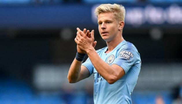 «Манчестер Сіті» може запропонувати Зінченку покращений контракт