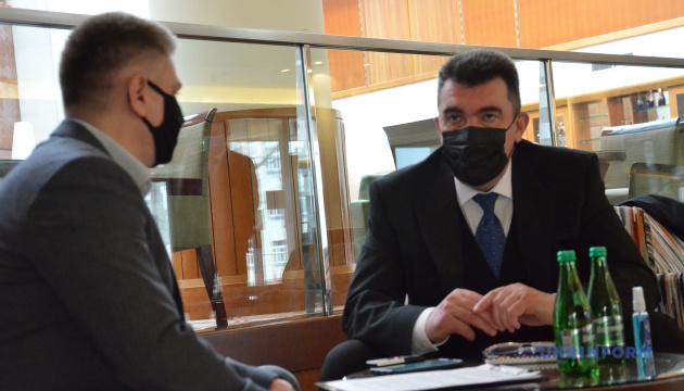 Україна і Польща мають спільний погляд на небезпеку Nord Stream 2 - секретар РНБО
