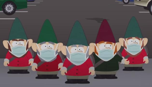 Творці South Park зняли спецепізод про COVID-вакцинацію