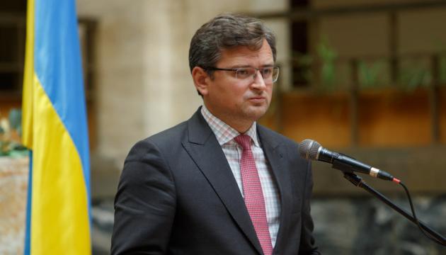 Kouleba : L'Ukraine ouvrira 3 nouvelles ambassades et 3 consulats cette année