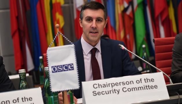 Британія заявила в ОБСЄ про підтримку Кримської платформи